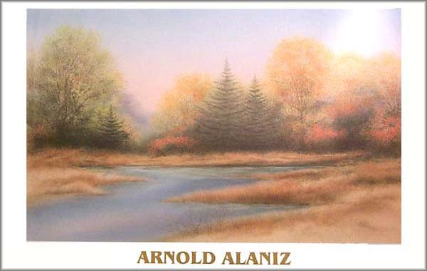 Arnold Alaniz - Golden Days