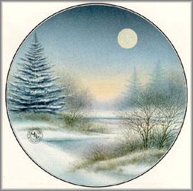 Arnold Alaniz - Moonrise
