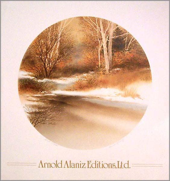 Arnold Alaniz - Quiet Woods