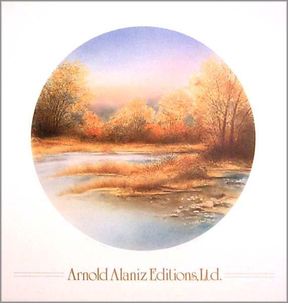 Arnold Alaniz - River's Edge