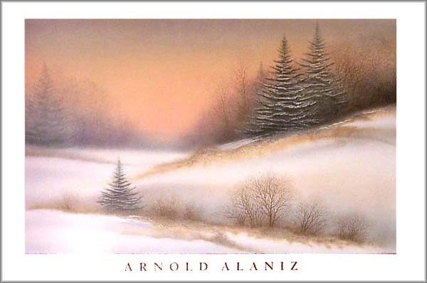 Arnold Alaniz - Silver Shadows