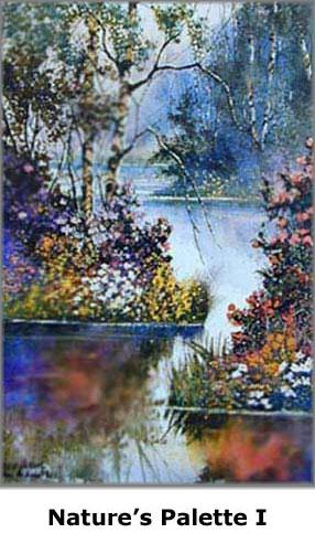 Diane Anderson - Nature's Palette I & II