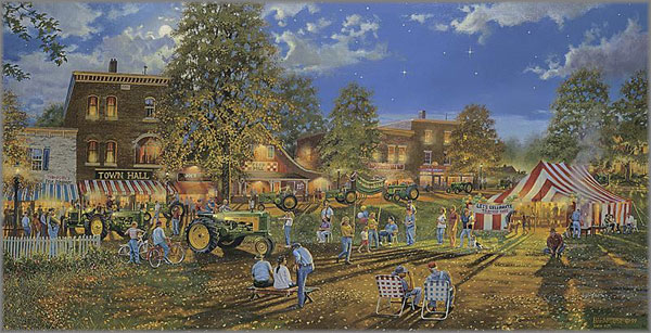 Dave Barnhouse - Celebration of the Past