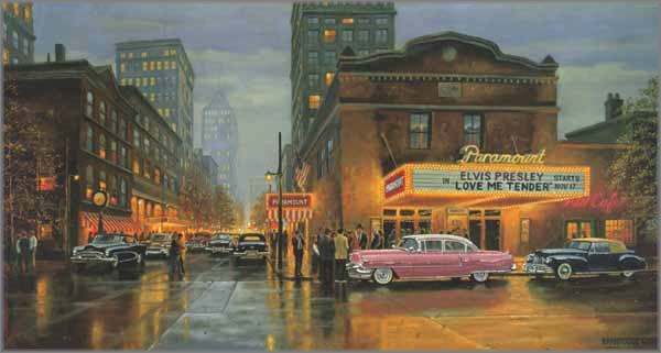 Dave Barnhouse - Evening at the Paramount