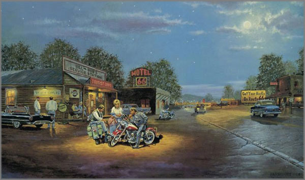 Dave Barnhouse - Route 66