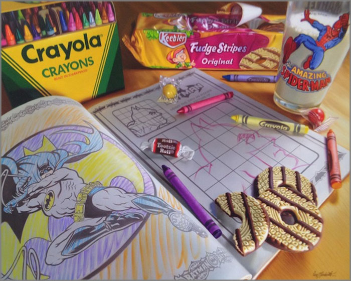 Crayola by Douge Bloodworth