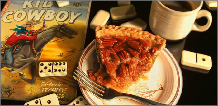 Pecan Pie by Doug Bloodworth
