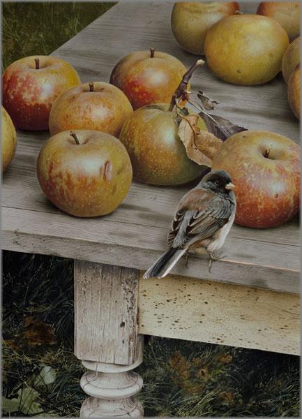 Carl Brenders - Apple Harvest