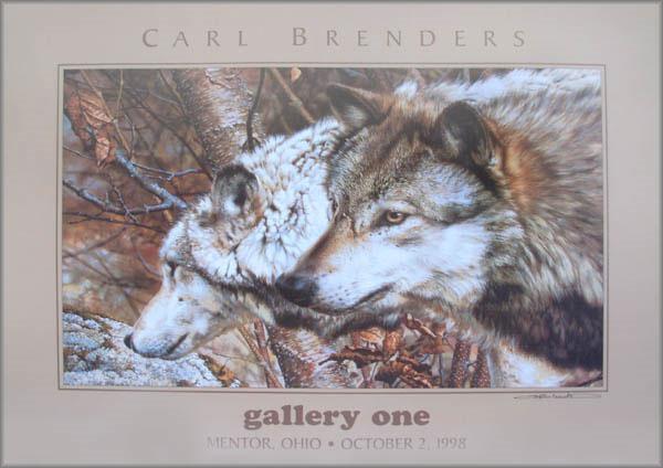 Carl Brenders - Companions