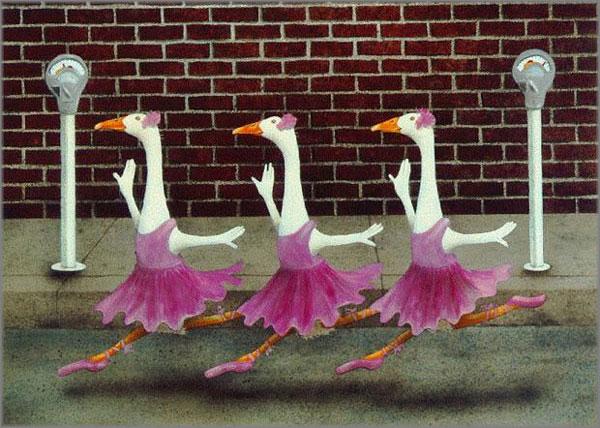 Will Bullas - Ballet Parking