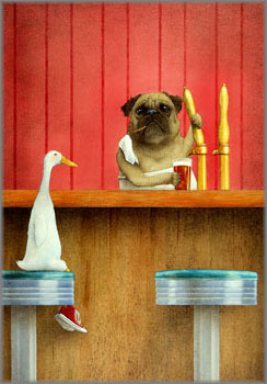 Will Bullas - Brew Pug