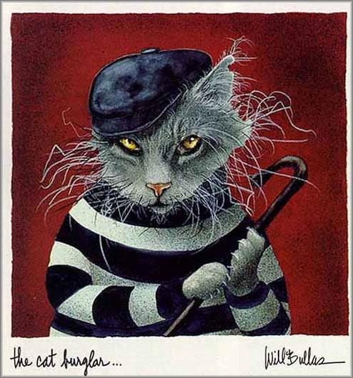 Will Bullas - Cat Burglar