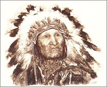 Paul Calle - Son of Sitting Bull