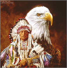 Paul Calle - Spirit of the Eagle