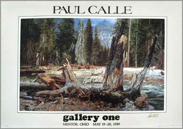 Paul Calle - In Search of Beaver