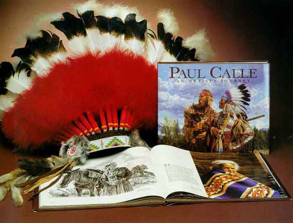 Paul Calle - Calle: An Artist's Journey