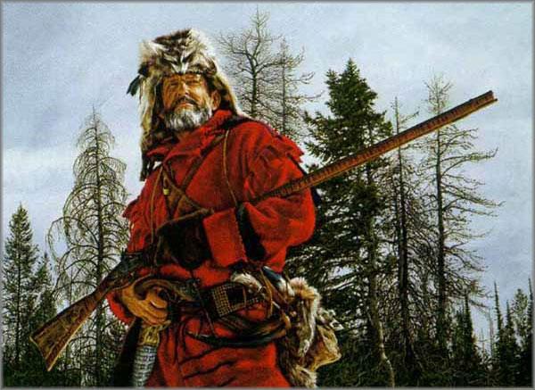 Paul Calle - The Mountain Man