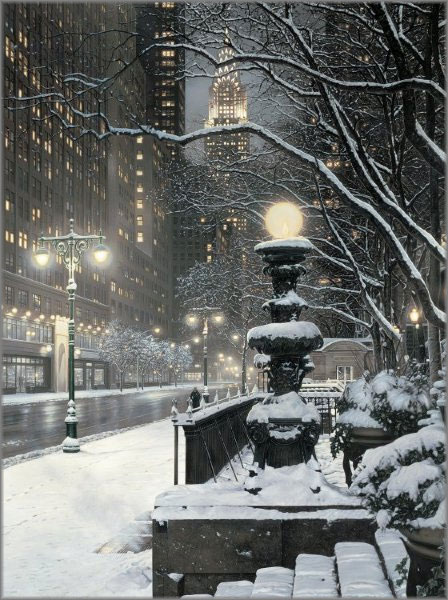 Rod Chase - City Lights