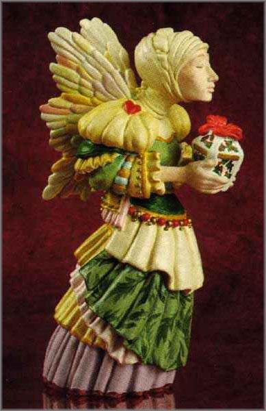 James C. Christensen - Angel's Gift