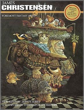 James C. Christensen - Christensen: Foremost Fantasy Artist (book)