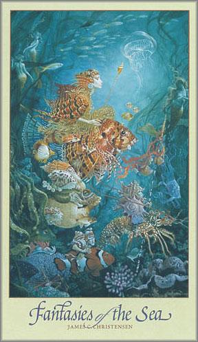 James C. Christensen - Fantasies of the Sea
