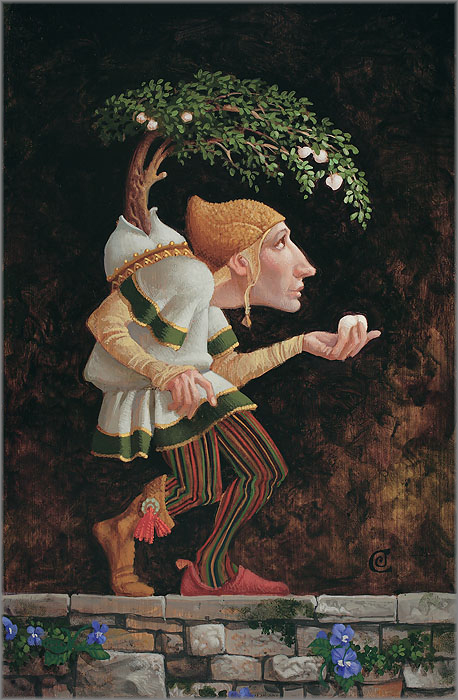 The Fruits of Adversity by James C. Christensen