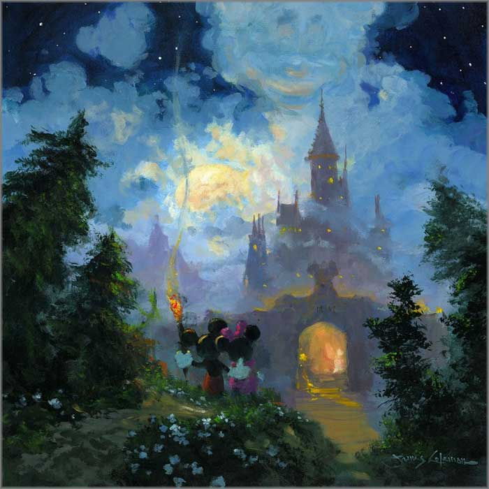 James Coleman Disney Fine Art Landscapes And Limited