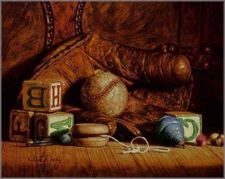 Jim Daly - Boyhood Treasures