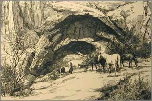 Bev Doolittle - Equus Wall