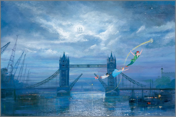 Peter Ellenshaw and Harrison Ellenshaw - We Can Fly