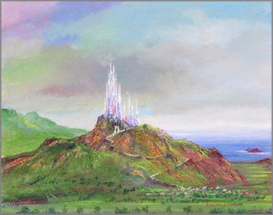 Harrison Ellenshaw - Castle Rock
