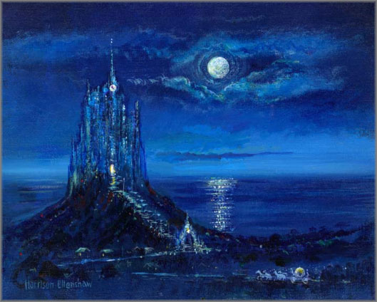 Harrison Ellenshaw - Cinderella's Moonlight Arrival