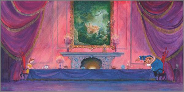 Harrison Ellenshaw - Tale as Old as Time