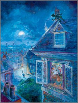 Harrison Ellenshaw - Waiting for Peter Pan