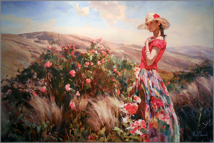 Local Color by Michael and Inessa Garmash