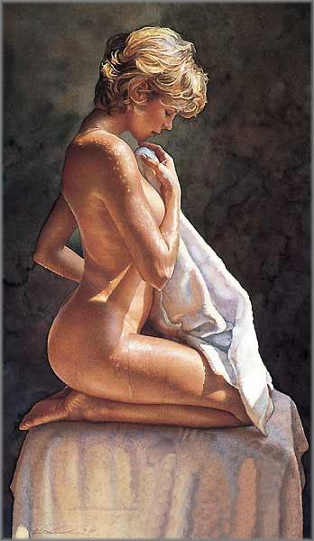 Steve Hanks - After the Bath