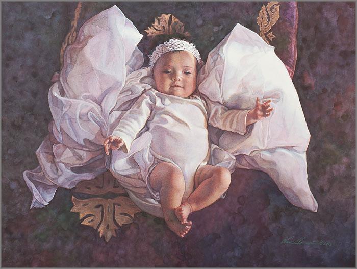 Steve Hanks - Angel Baby