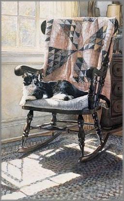 Steve Hanks - Cat's Lair