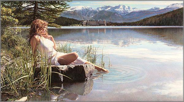 Steve Hanks - Canadian Beauty