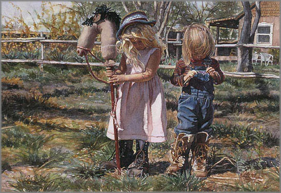Steve Hanks - Country Girls