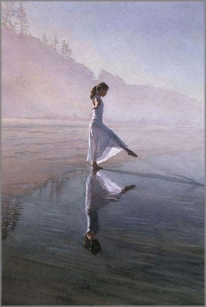 Steve Hanks - Dancing on the Shore (1)