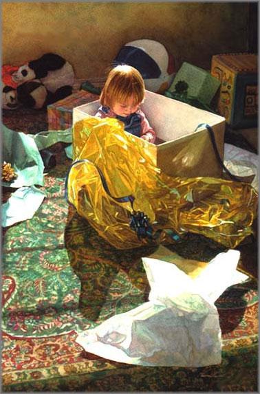 Steve Hanks - Gift Is in Her Presents