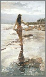 "/""New Orleans/"" Steve Hanks Fine Art Limited Edition Giclee Print"