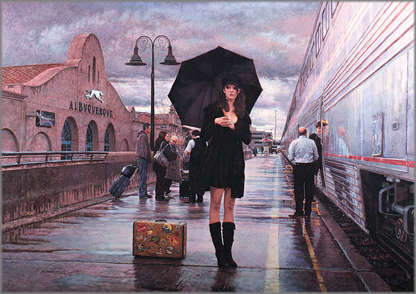 Steve Hanks - There are Places to Go