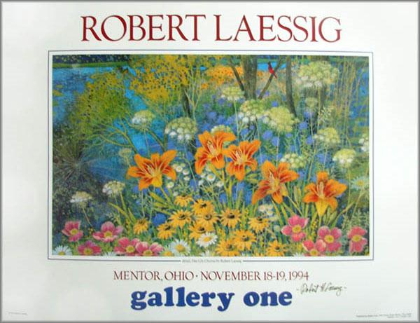 Robert Laessig - Day Lily Chorus