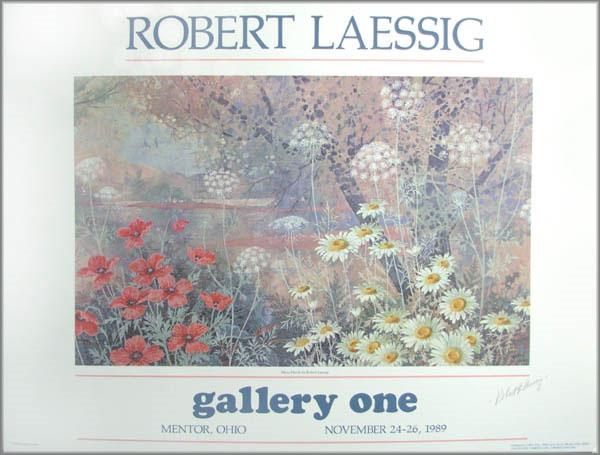 Robert Laessig - Misty Marsh