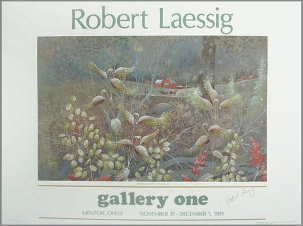 Robert Laessig - Winter Day