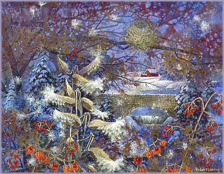 Robert Laessig - Winter Garden