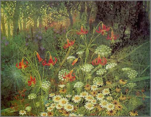 Robert Laessig - Woodland Garden