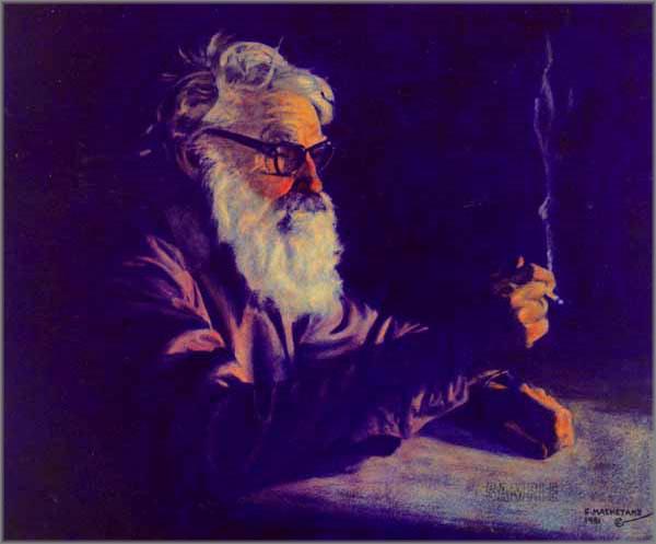 Fred Machetanz - Smoke Dreams